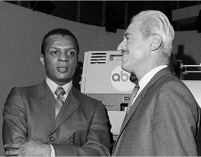 Marvin Miller Curt Flood