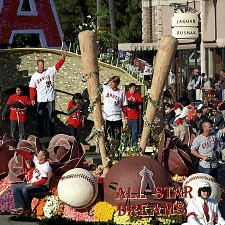 Angels Rose Parade