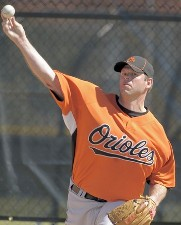 Kevin Millwood Orioles