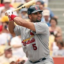 Albert Pujols 225