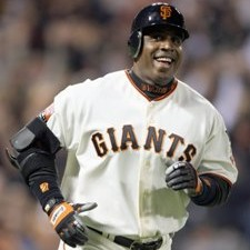 Barry Bonds Smile