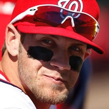 Bryce Harper4 225