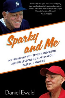 Sparky Anderson Book