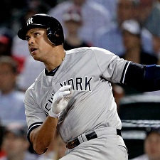 Alex Rodriguez Grand Slam 225