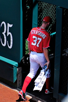Stephen Strasburg Walkoff