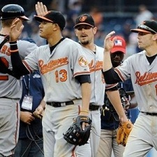 Orioles Win 225