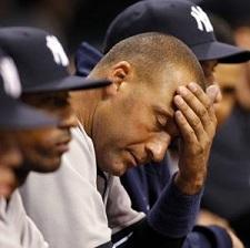 Yankees Lose 2012