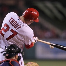 Mike Trout 225