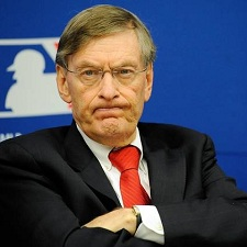 Bud Selig Frown 225