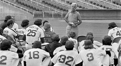 Marvin Miller Spring Training