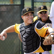 Russell Martin Pirates 225