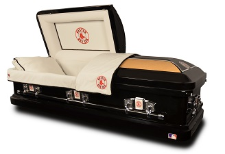 Red Sox Casket 225