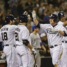 Padres Win 225