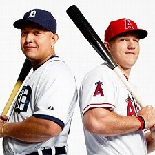 Miguel Cabrera Mike Trout