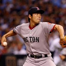 Koji Uehara Red Sox 225