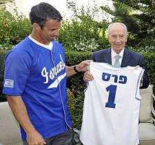 Brad Ausmus Israel