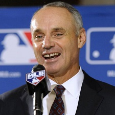 Rob Manfred Commissioner 225
